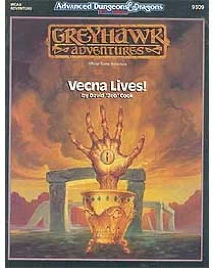 Role Playing Games - Vecna Lives!