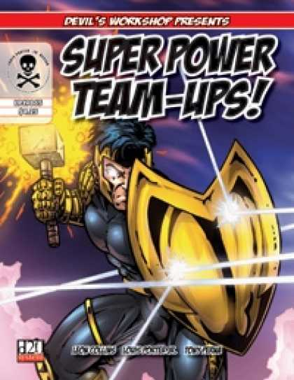 Role Playing Games - Super Power Team Ups!