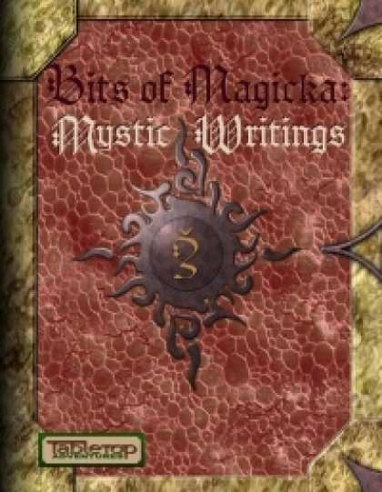 Role Playing Games - Bits of Magicka: Mystic Writings