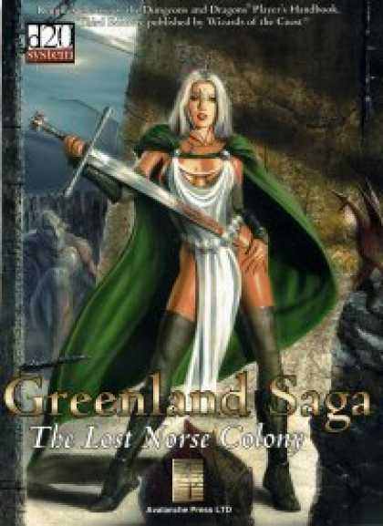 Role Playing Games - Greenland Saga
