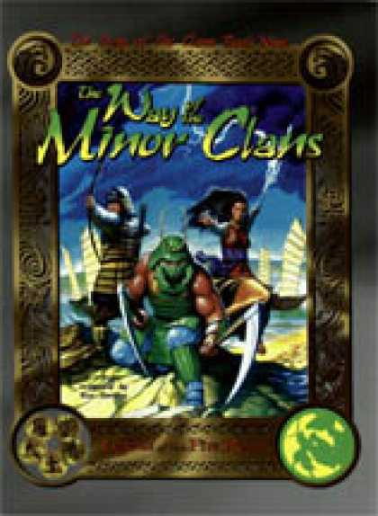 Role Playing Games - Way of the Minor Clans