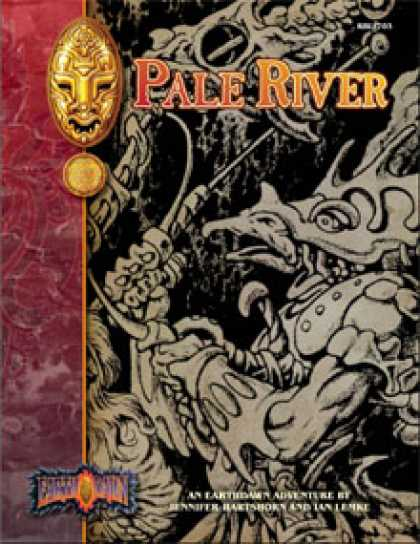 Role Playing Games - Pale River: An Earthdawn Shard