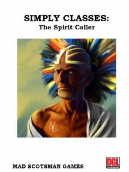 Role Playing Games - Simply Classes: The Spirit Caller