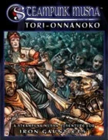 Role Playing Games - Steampunk Musha: Tori-Onnanoko