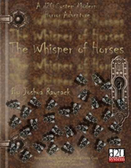 Role Playing Games - The Whisper of Horses