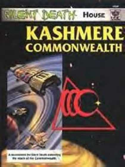Role Playing Games - Kashmere Commonwealth (Silent Death House book) PDF