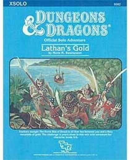 Role Playing Games - Lathan's Gold
