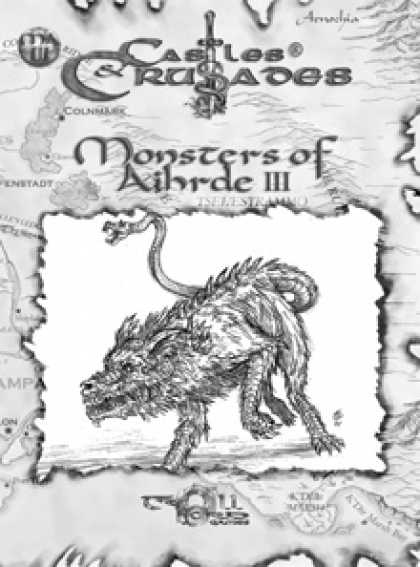 Role Playing Games - C&C Monsters of Aihrde III
