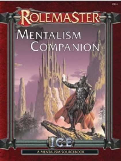 Role Playing Games - Mentalism Companion PDF