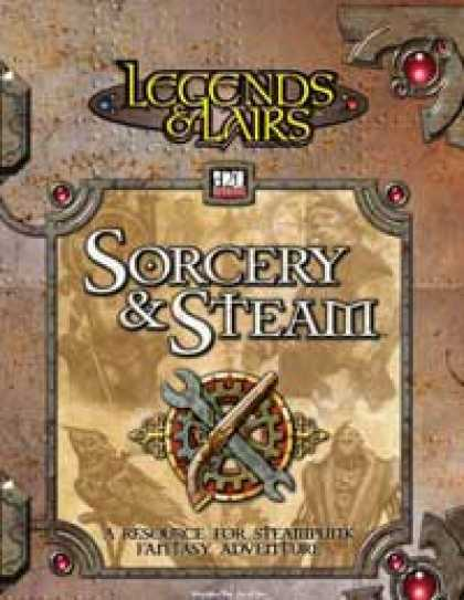 Role Playing Games - Sorcery & Steam