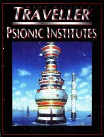 Role Playing Games - Psionic Institutes