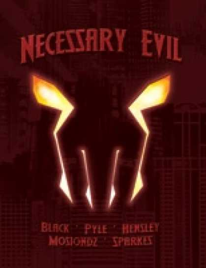 Role Playing Games - Necessary Evil PDF