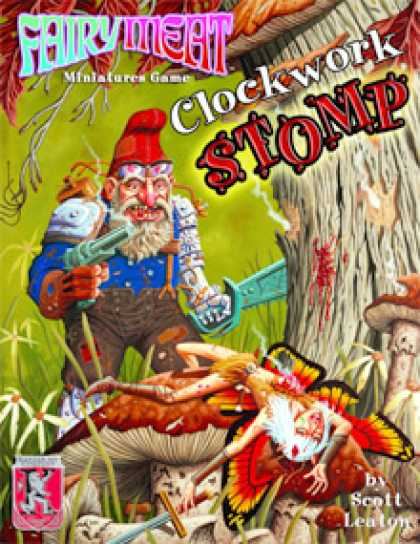 Role Playing Games - Clockwork Stomp