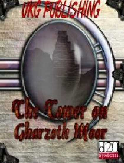 Role Playing Games - The Tower on Gharzoth Moor - Fantasy Grounds Version