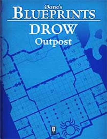 Role Playing Games - 0one's Blueprints: Drow Outpost