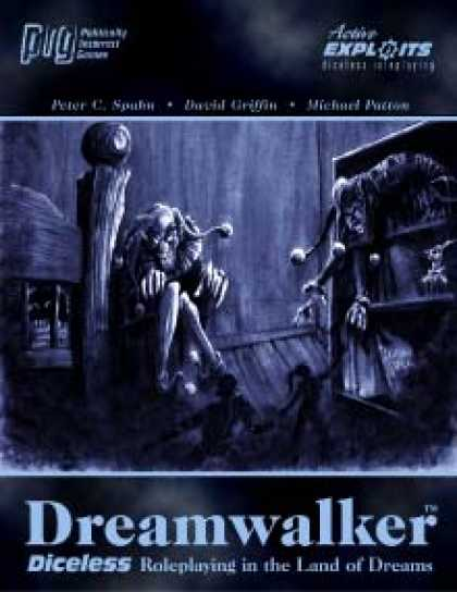 Role Playing Games - Dreamwalker: Diceless Roleplaying in the Land of Dreams