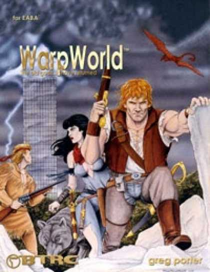 Role Playing Games - EABA WarpWorld v1.0