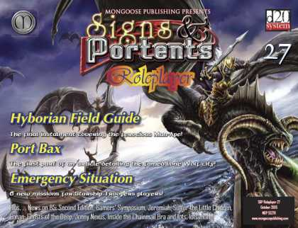 Role Playing Games - Signs & Portents Roleplayer 27
