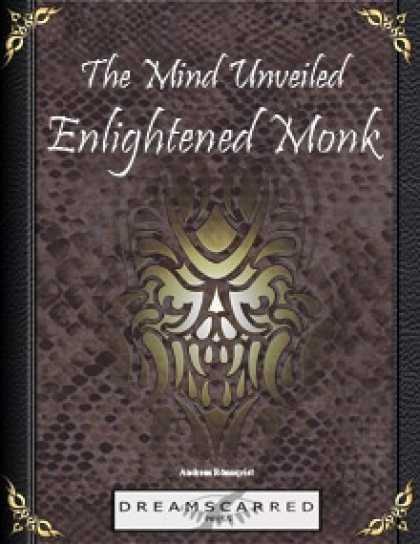 Role Playing Games - The Mind Unveiled: Enlightened Monk