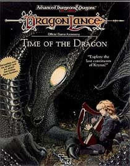 Role Playing Games - Time of the Dragon