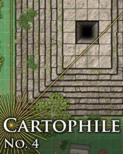 Role Playing Games - Cartophile No. 4