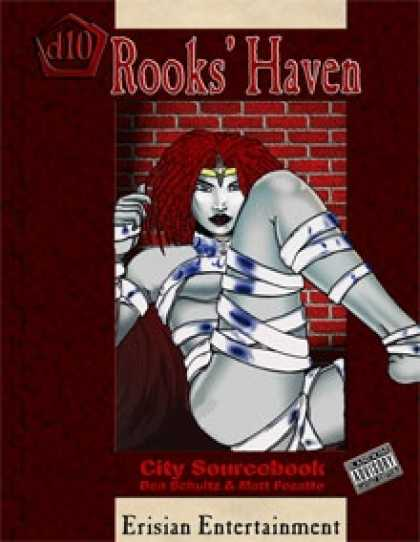 Role Playing Games - Rooks' Haven