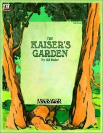 Role Playing Games - Kaiser's Garden - 23 Monstrous Plants