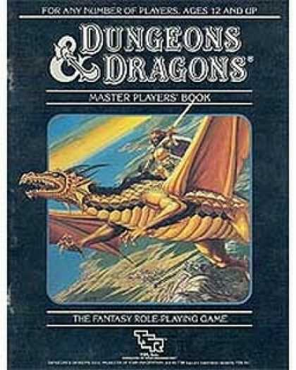 Role Playing Games - D&D Masters Set