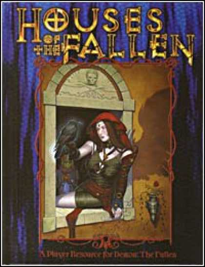 Role Playing Games - Houses of the Fallen
