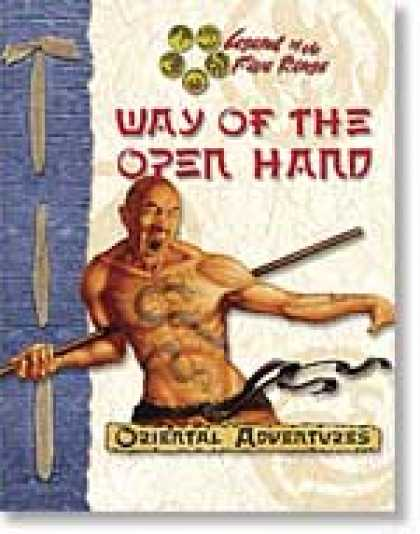 Role Playing Games - Way of the Open Hand