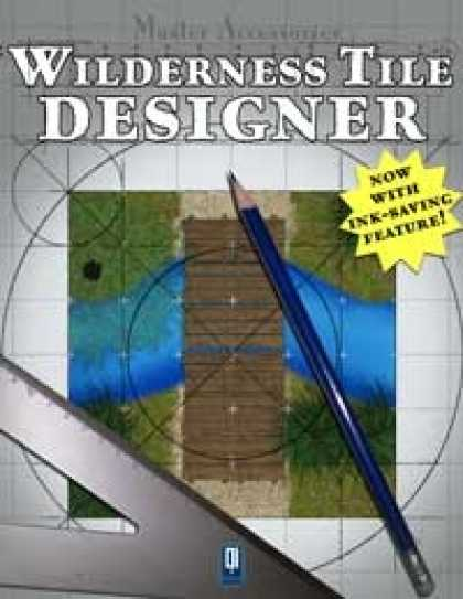 Role Playing Games - Wilderness Tile Designer