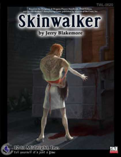Role Playing Games - Skinwalker