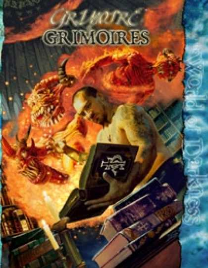 Role Playing Games - Grimoire of Grimoires