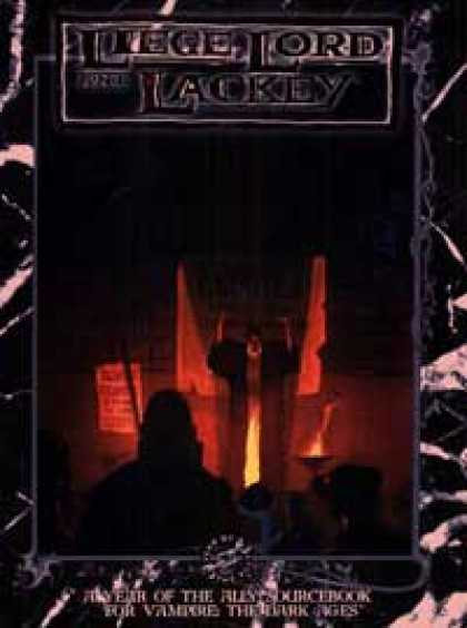 Role Playing Games - Liege, Lord and Lackey