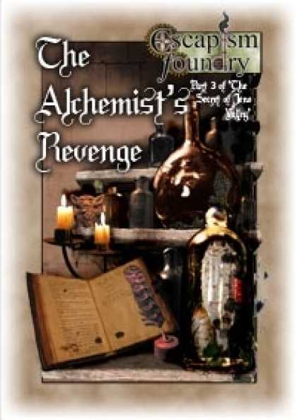 Role Playing Games - The Alchemist's Revenge