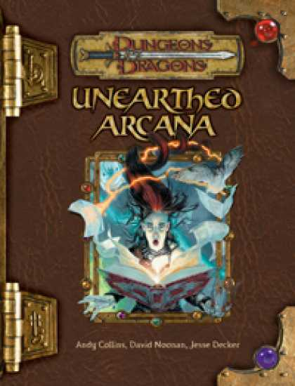 Role Playing Games - Unearthed Arcana