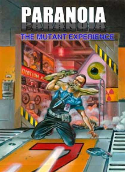 Role Playing Games - The Mutant Experience