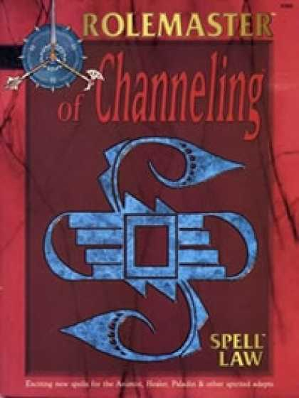 Role Playing Games - Spell Law: Of Channeling PDF
