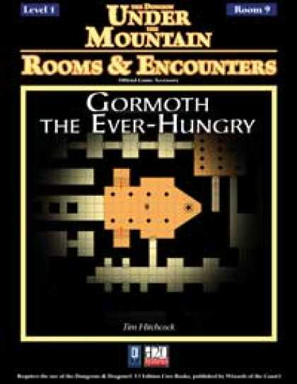 Role Playing Games - Rooms & Encounters: Gormoth the Ever-Hungry