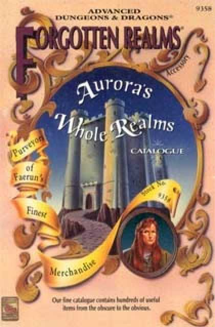 Role Playing Games - Aurora's Whole Realms Catalogue