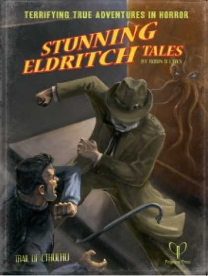 Role Playing Games - Stunning Eldritch Tales