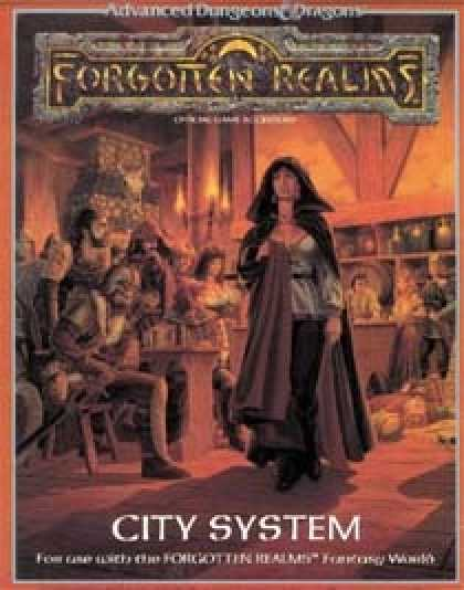 Role Playing Games - City System