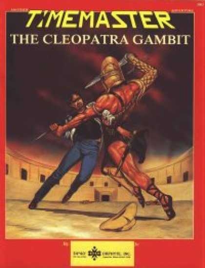 Role Playing Games - The Cleopatra Gambit