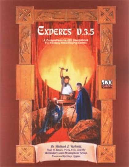 Role Playing Games - Experts v.3.5