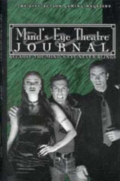 Role Playing Games - Mind's Eye Theatre Journal #3