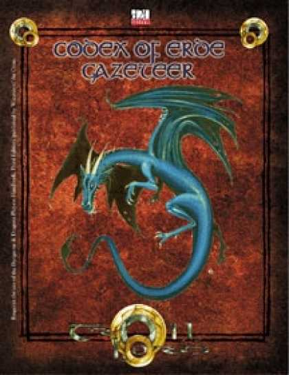 Role Playing Games - Codex of Erde Gazetteer