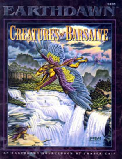 Role Playing Games - Creatures of Barsaive