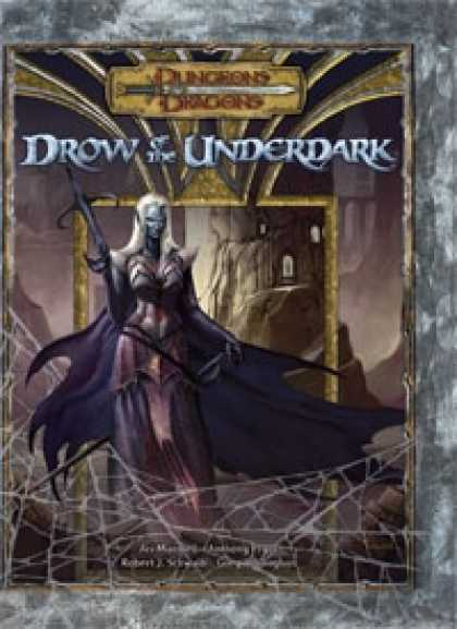 Role Playing Games - Drow of the Underdark