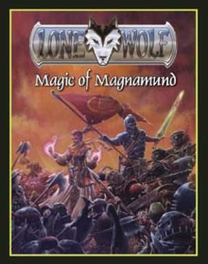 Role Playing Games - Magic of Magnamund