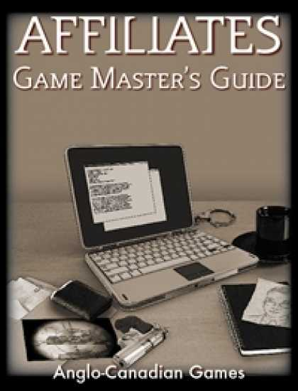 Role Playing Games - Affiliates Game Master's Guide